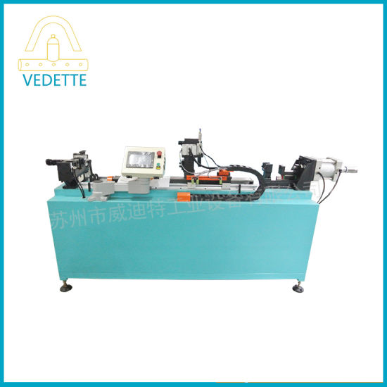 Automatic Copper Pipe Hole Punching Machine