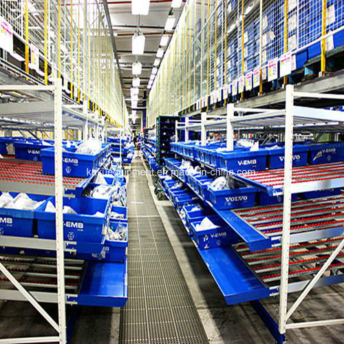 Warehouse Steel Flow Shelving for Carton Storage pictures & photos