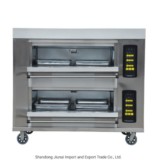Hot Sale Stainless Steel Baking Pizza Bread Electric Oven for Bakery