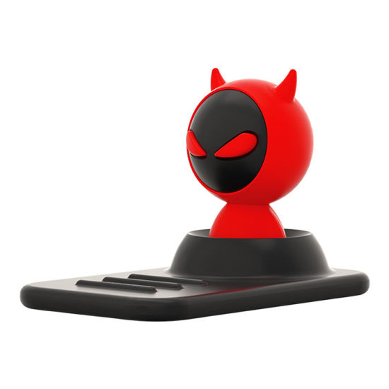 2020 New Little Demon Silicone Phone Holder