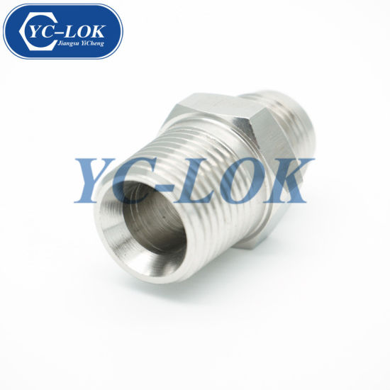 316ss Jic Straight Cone Flared Tube Fittings