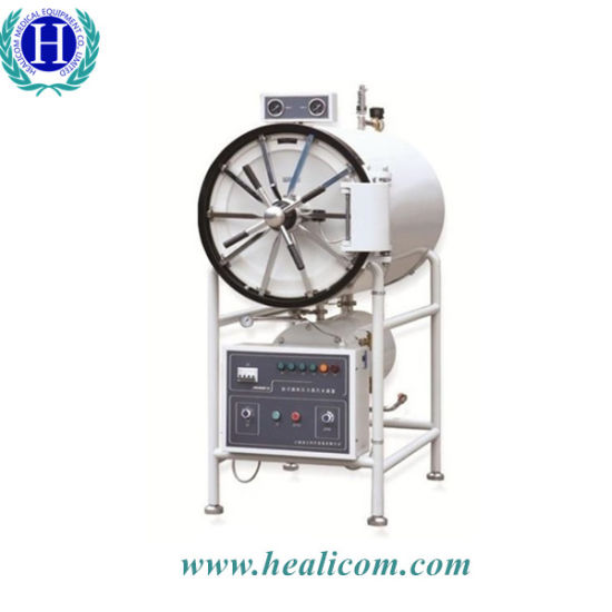 200L Large Horizontal Steam Autoclave Sterilizer for Hospital, Clinic, Laboratory pictures & photos