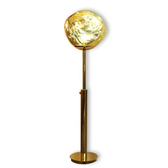 Modern Custom Floor Standing Lava Lamp