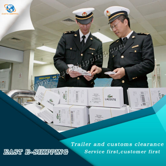 Customs Clearance for Export/Import in Shenzhen Port pictures & photos