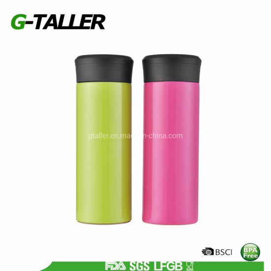 350ml Double Wall Durable Stainless Steel Water Bottle