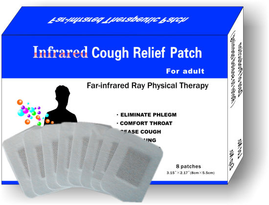 Nactural Herbal Cough Relief Plaster for Adult and Child