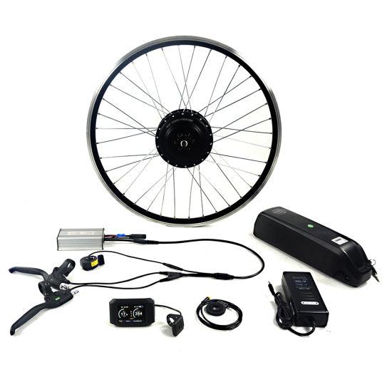 China Greenpedel Dc Motor 48 Volt E Bike Kit 500w Electric
