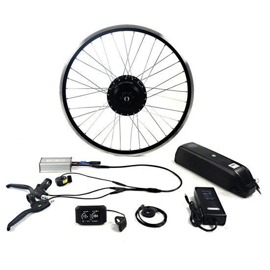 China Greenpedel Dc Motor 48 Volt E Bike Kit 500w Electric