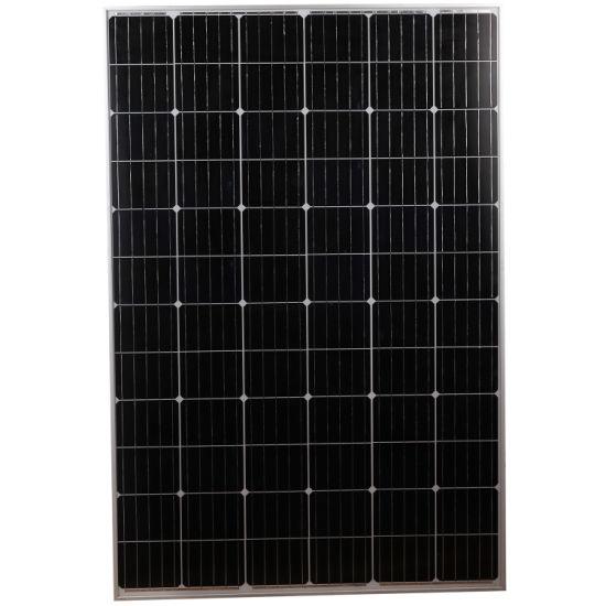 High Efficiency Good Quality 250W Mono Crystalline Silicon Solar Panel