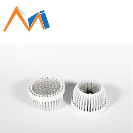 LED Street Light Housing Aluminum Die Casting Accessories Lamp Shell