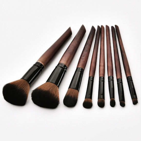 Wholesale Custom Logo Premium Cosmetic Makeup Brush pictures & photos