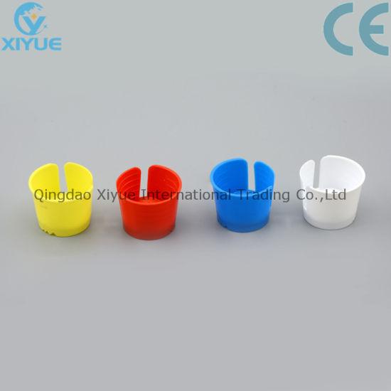 Autoclavable High Quality Dental Disposable Plastic Various Colors Mixing Bowl
