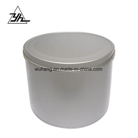 Custom Sales Round Powder Milk Food Packaging Cans and Tins