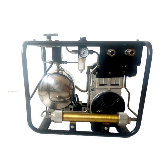 China Oil-Free Hookah Dive System Third Lung Serface, 110V