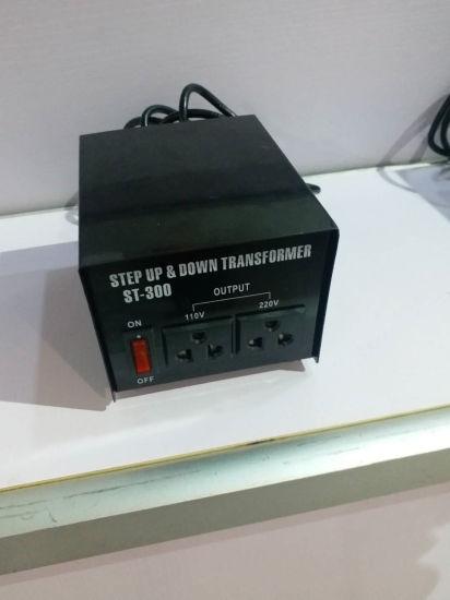 220V 110V 300W Voltage Converter Step up and Down Transformer