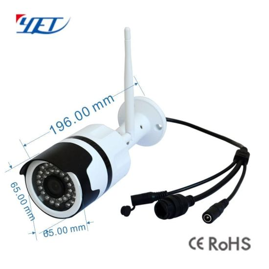 Waterproof Smart Omnidirectional Detection IP Camera Yet-Wy02 pictures & photos