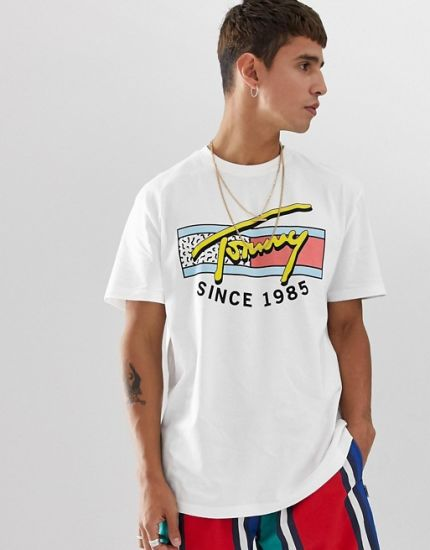 Men's Summer Shortsleeves Fashion Printed T-Shirt