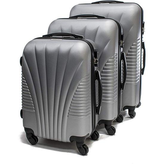 Popular Hardshell Carry-on Expandable Travel Boarding ABS Luggage Suitcase Set