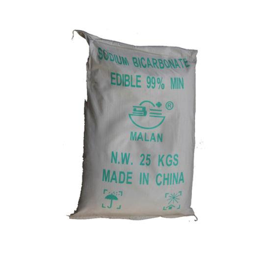 Food Grade 99% Sodium Bicarbonate Nahco3