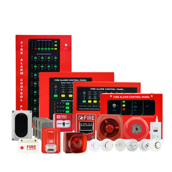 Asenware Fire Alarm Manufacturers Conventional Fire Alarm