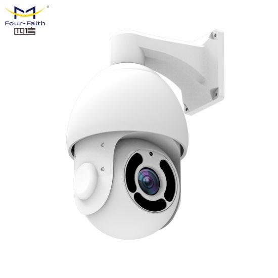 Outdoor/Indoor CCTV HD IP Poe 2MP High Speed Dome Camera