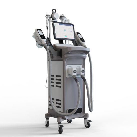 Nubway Cheap Best 2 Cryo Handles Anti Cellulite Cryolipolysis Body Slimming Massage Machine