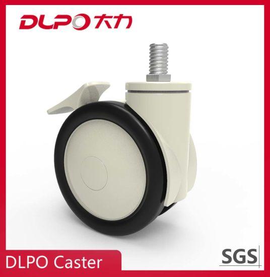 Dlpo 3-5 Inch Hospital Medical ICU Ventilator Machine Caster Wheel