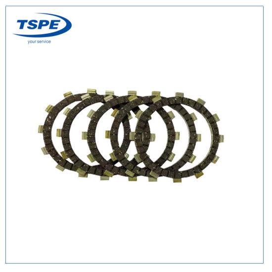 Motorcycle Parts Motorcycle Clutch Plate Clutch Disc for Ax100 pictures & photos