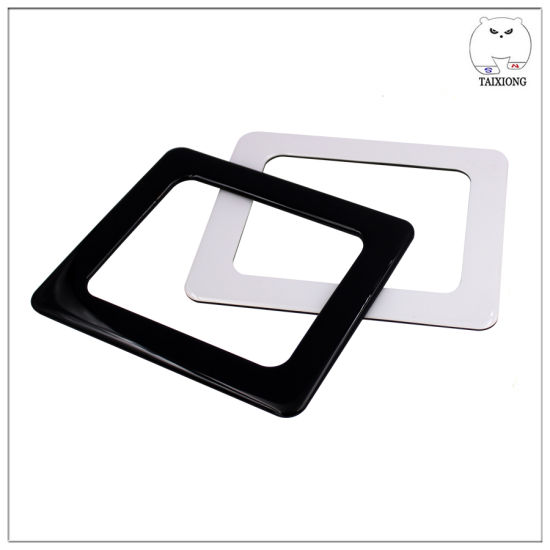 Self-Adhesive Magnetic Frame or Sign/Visual Aid/Poster/Display Holder, Double Magnetic Sheet, Double Faced Window Poster Frame