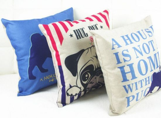Quality Digital Printing Custom Cushion Pillow pictures & photos