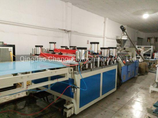 PVC WPC Crust/Celuka/Skinned Sheet Machine/Foam Board Machine/Foam Machine