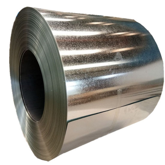 0.12mm-3mm Coated Galvanized Carbon Steel Coil