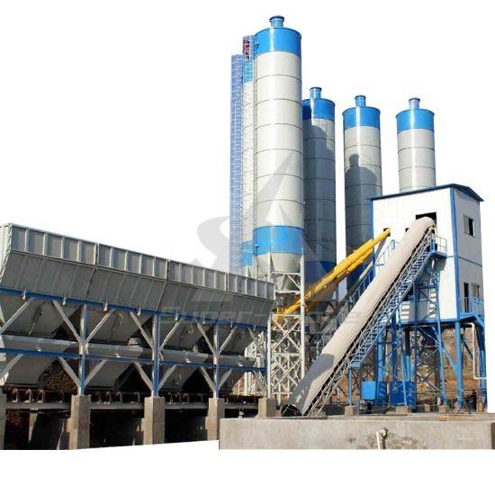 China 180m3/H Stationary Concrete Batching Plant