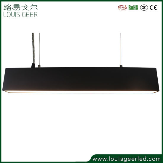 30W Dali Dimmable LED Linear Light Shop Panel Light LED Linear Lighting Solutions Pendant 5 Years Warranty Spot Light Shop Light Linear Light