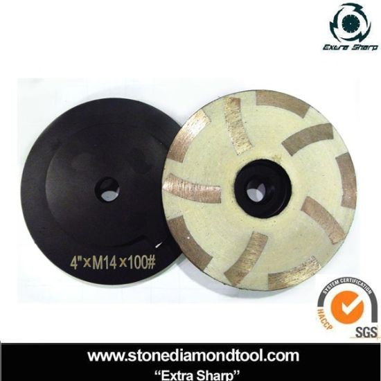 Resin Bond Diamond Grinding Cup Wheel/Diamond Disc