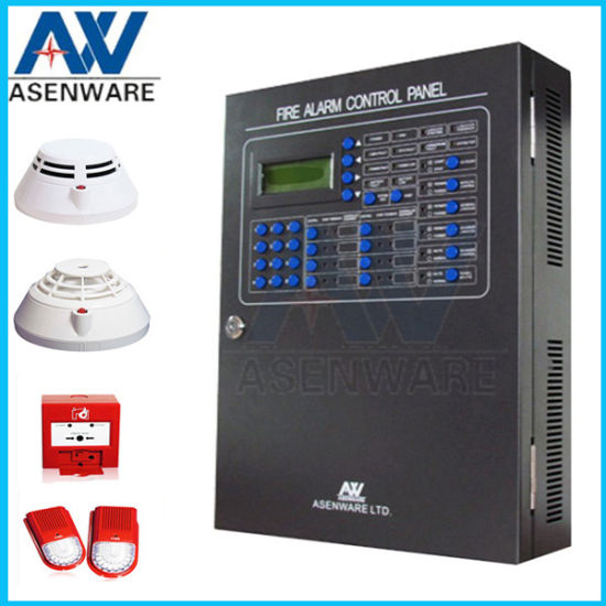 Asenware Adressable Fire Alarm System Control Panel pictures & photos