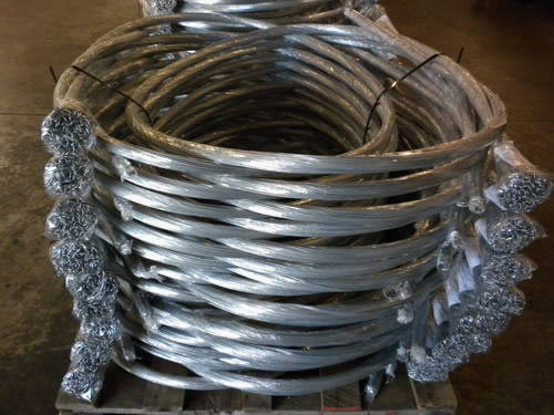 China Galvanized Tie Wire, Baling Wire, U Tie Wire, Loop Tie Wire ...