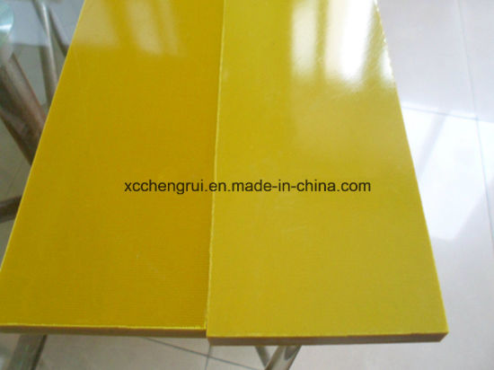 3240 Insulation Epoxy Glass Cloth Laminat Sheet pictures & photos