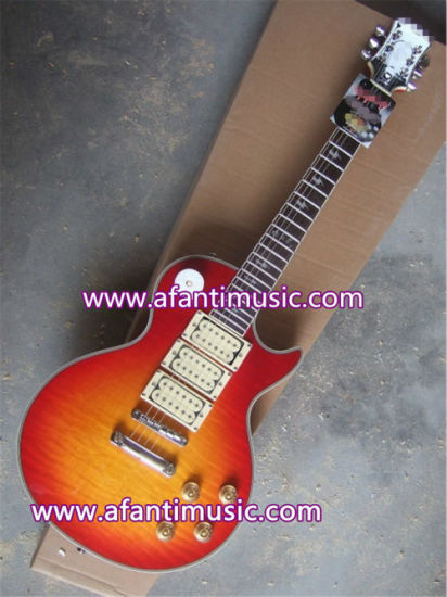Afanti Lp Custom Style Electric Guitar (CST-241) pictures & photos