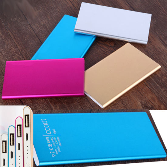 Innovative Product Portable Fully Polymer 2000mAh Power Bank Buy Direct From China Factory