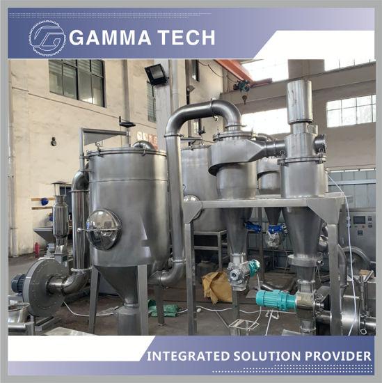 Stainless Steel Power Grinder /Pharmaceutical Machine/ Medicine Powder Universal Pulverizer Grinding Machine Ex-Factory Price in China