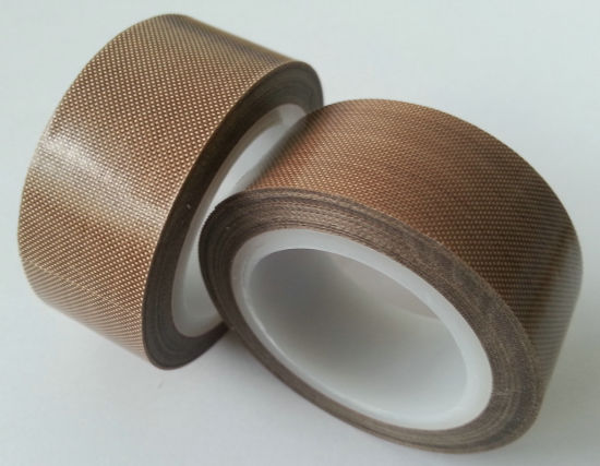 GS and ISO Certificated High Temperature Heat Resistant Silicone Adhesive PTFE Tape (3A3009) pictures & photos