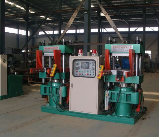 High-Speed Molding Machine/Rubber Plate Vulcanizing Machine pictures & photos