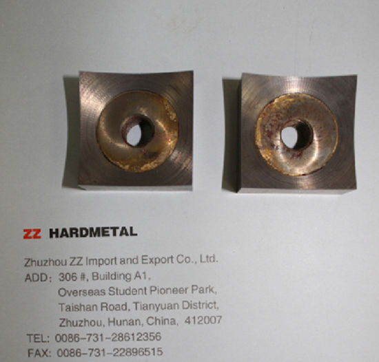 China Tungsten Carbide Inserts for Tire Recycle - China