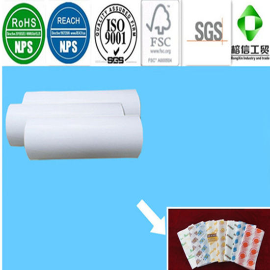 40+15g White Kraft Paper for Sugar Sachet pictures & photos