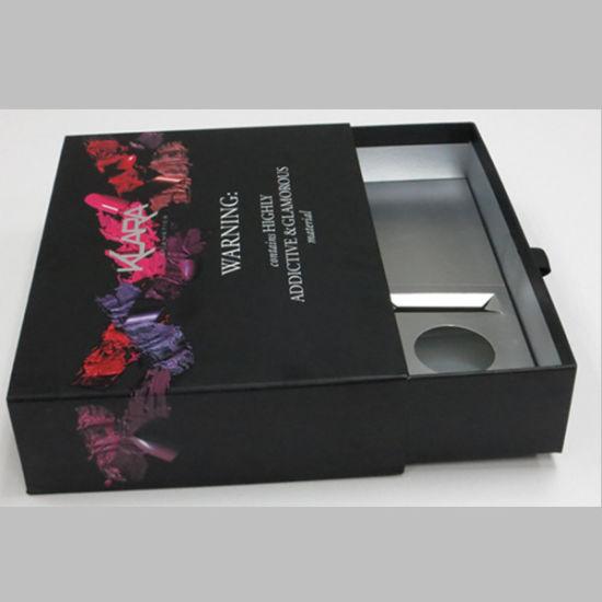 Spot UV Nail Polish Packaging Gift Box China Supplier