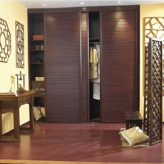 Sutter Door Aluminous Model Board Wardrobe / Almirah / Bedroom Set
