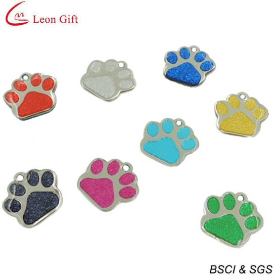 Factory Wholesale Metal Dog Tag Pet Tag (LM1622) pictures & photos