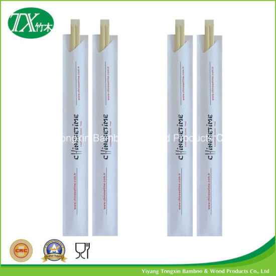 Wooden and Bamboo Chopsticks in Kitchenware
