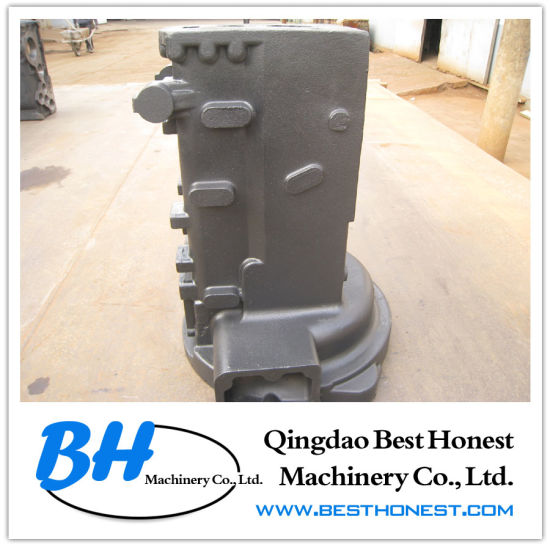 Casting Gear Box (Gearbox Housing / Lost Foam Casting) pictures & photos
